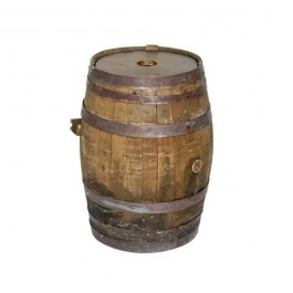 Medium Whiskey Barrel