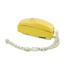 TELEPHONE-Vintage Yellow Rotary Trimline