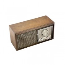 RADIO-ZENITH AM/FM WOOD