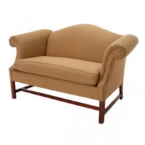 "LOVESEAT-58""-BRONZE DIAM"