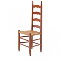 CHAIR-SIDE LADDERBACK