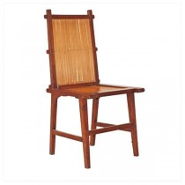 CHAIR-SIDE-WOOD & BAMBO