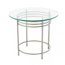 TABLE-END-24R-STEEL RING