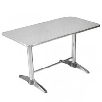 TABLE-DINING-STEEL-STRETCHER B