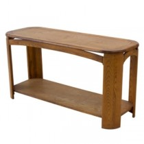 TABLE-CONSOLE-OAK VENEER