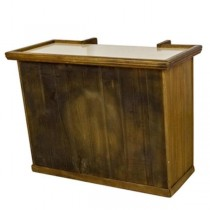 Bar-Teak wood