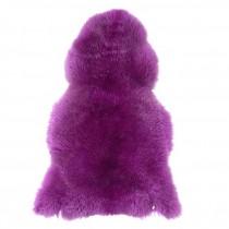 RUG-Pink Sheepskin Throw Rug