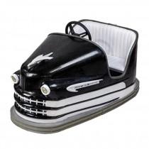 Black/White Bumper Car