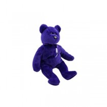 BEANIE BABIES- Purple Bear