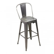 Bar Stool- Farmer\s Gunmetal
