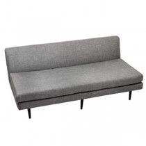 Sofa-A/L Brown/Tweed Tight Bac