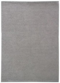 Contemporary Rug-Solid Brown