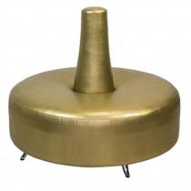 """OTTOMAN-48""""D/Gold Sombrero"""