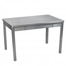 DESK-Steelcase; Single Drawer Desk