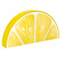 1/2 LEMON SLICE- Oversized