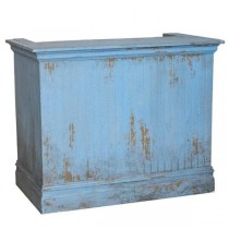 Lemonade Stand-Distressed Blue