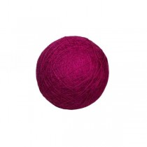 "YARN BALL PROP-Magenta 9 1/2""D"