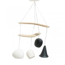 HANGING MOBILE-Organic W/Driftwood Arms