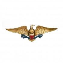 WALL ART-Vintage Sexton Cast Metal Eagle