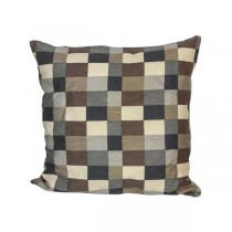 THROW PILLOW- Checkered Square