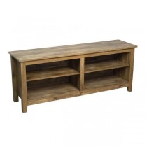 TV CONSOLE-Entertainment W/Faux Wood Finish