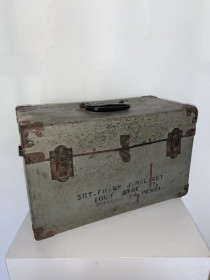 CAMERA ACCESS BOX-Vintage