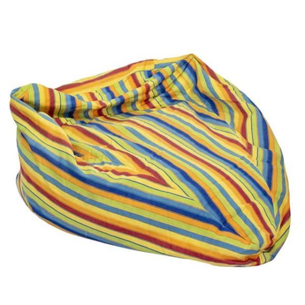 BEAN BAG CHAIR-Bright Strips