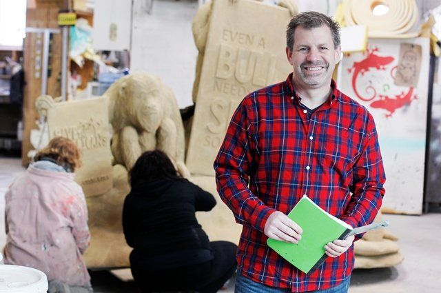 Rahway company crafts props for stage and screen